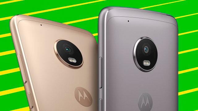 Motorola - Moto G5 Plus