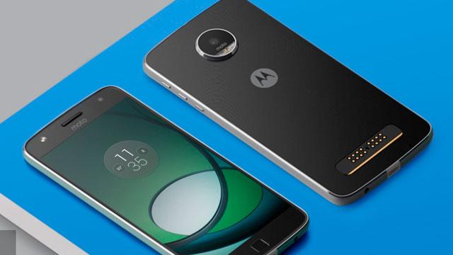 Motorola - Moto Z Play