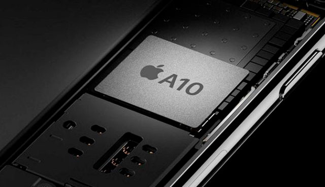 Apple A10 CPU